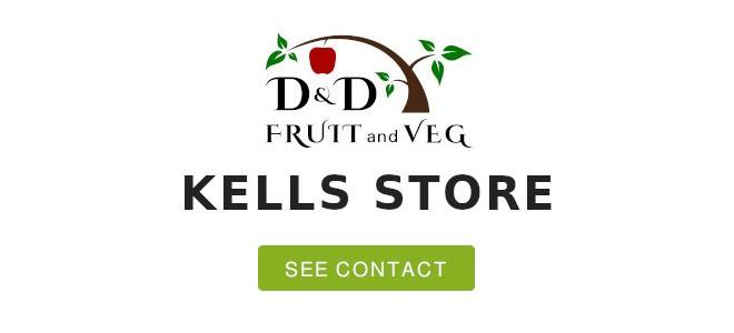D & D Fruit and Veg Kells